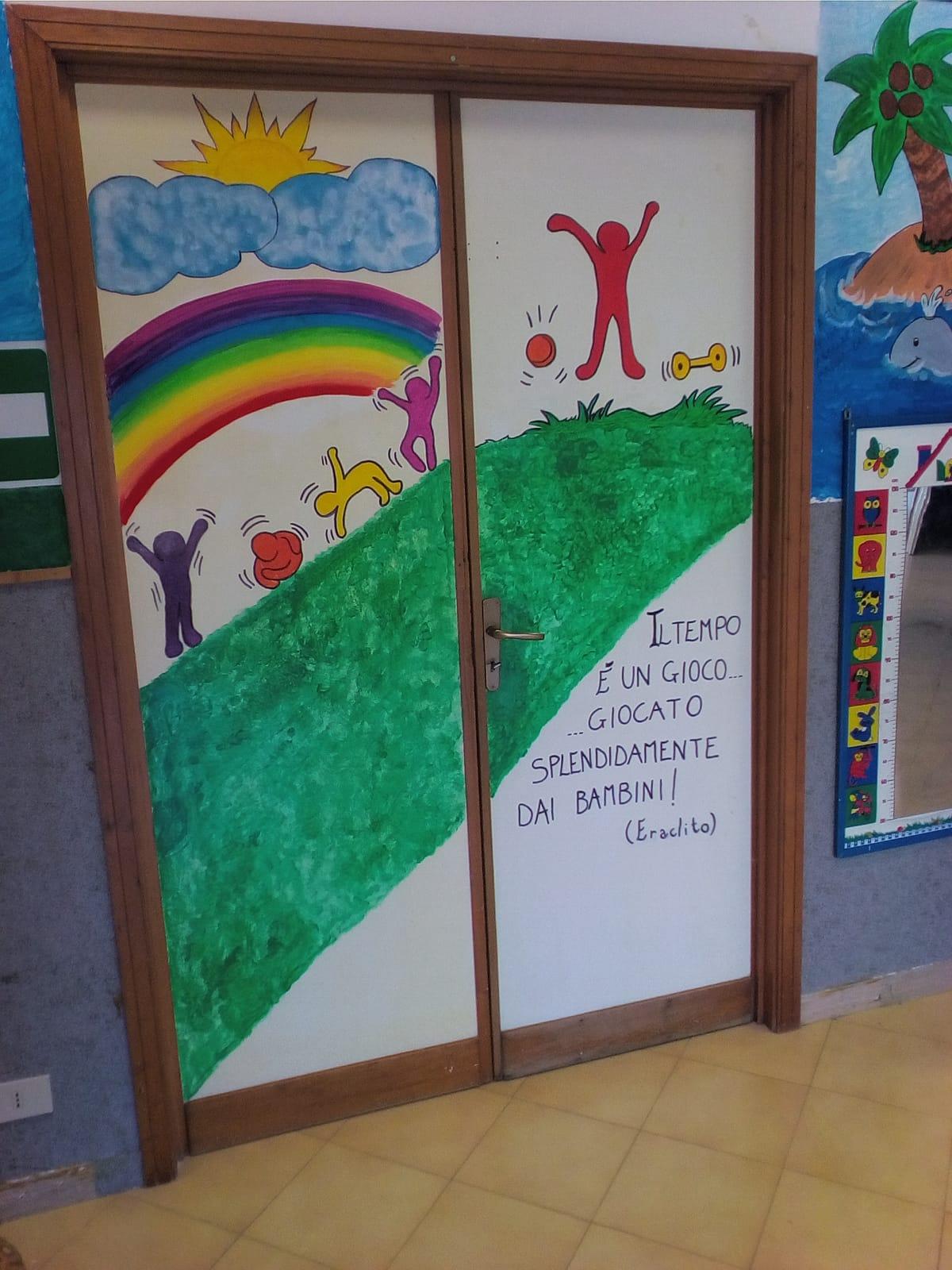 Aula scuola mezzojuso dedicata a Graziella Tantillo (1)
