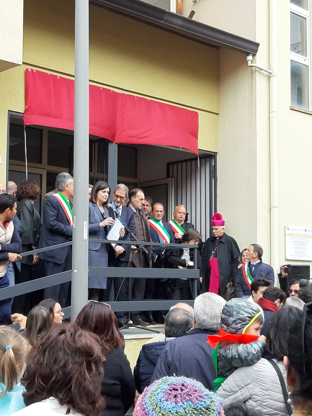 Intitolazione scuola di Villafrati- Mezzojuso a Padre Pino Puglisi (1)