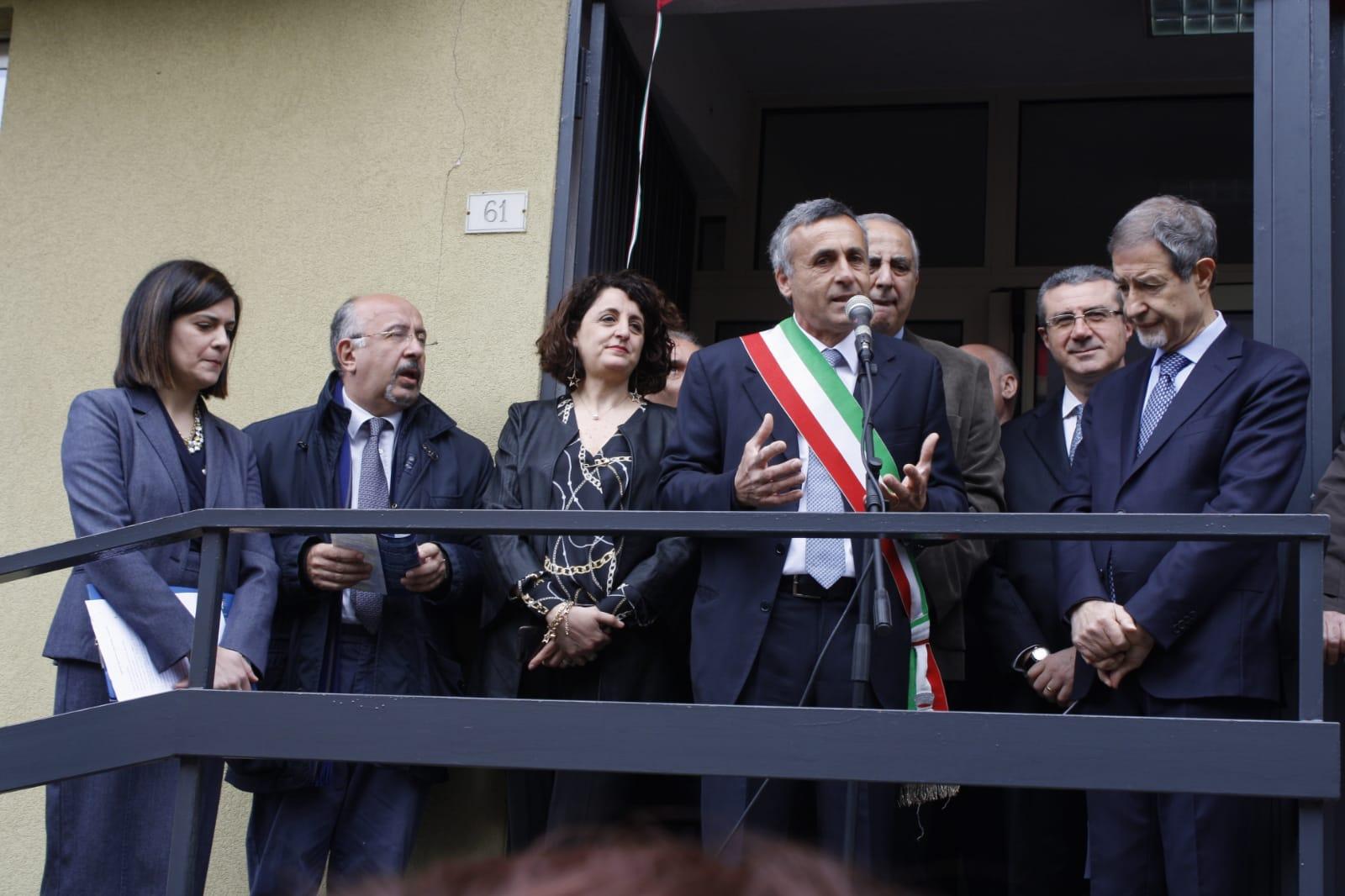 Intitolazione scuola di Villafrati- Mezzojuso a Padre Pino Puglisi (2)