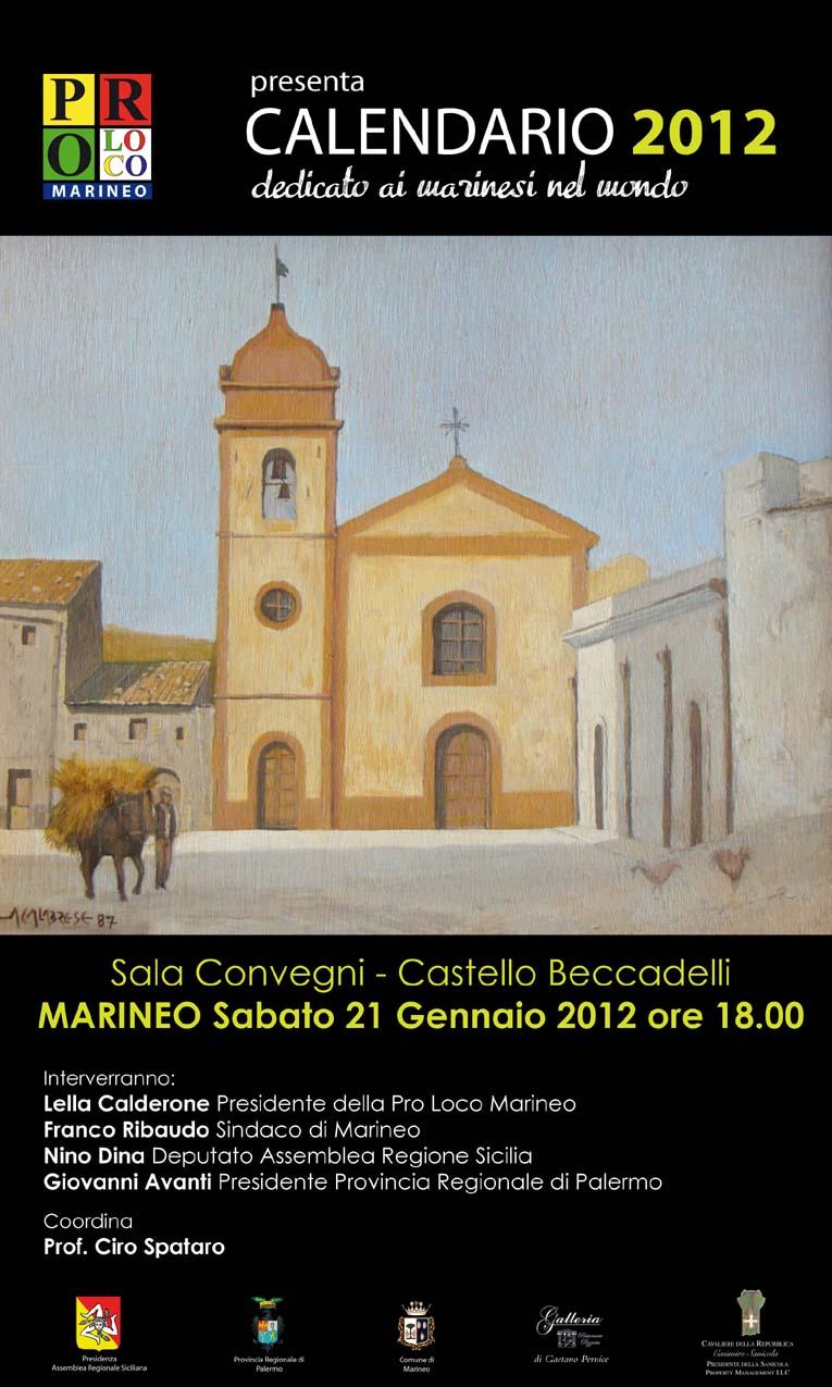 Calendario Marineo