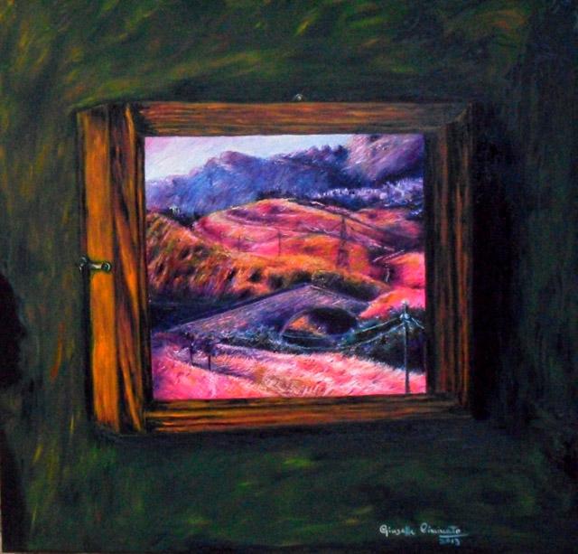 """Una """"finestra"""" di Giuseppe Ciminato"""